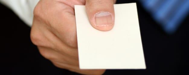 Name Card nói gì về bạn?