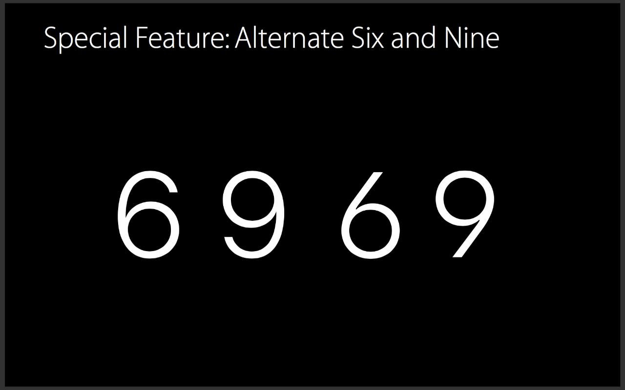 font-alternate-symbols
