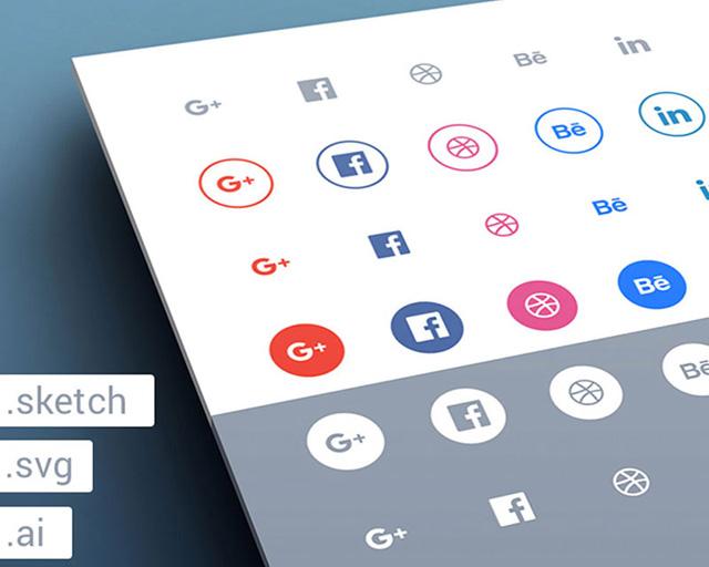 0592-21-free-social-flat-icons-set