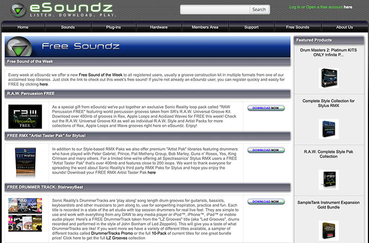 Site For Free Sound Effect 52