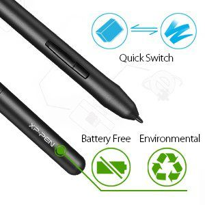 Xp Pen Star 03 1 Stylus