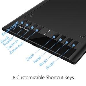 Xp Pen Star 03 Keys