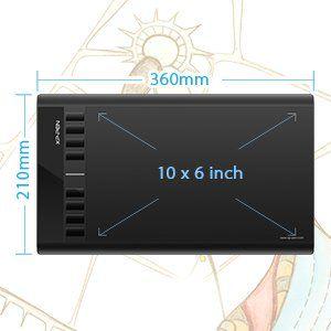 Xp Pen Star 03 Size