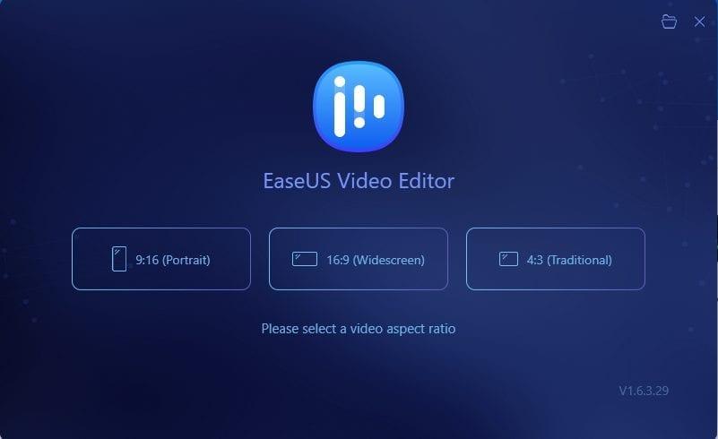 Easeus Video Editor 2