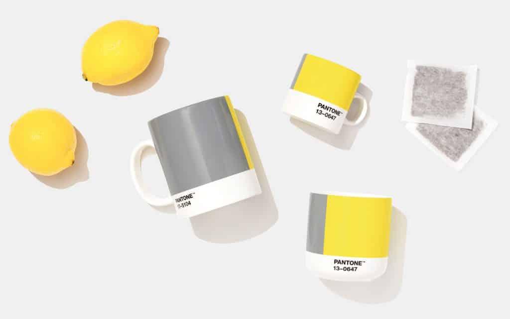 Pantone Colour 2021 Illuminating Ultimate Gray Design 1