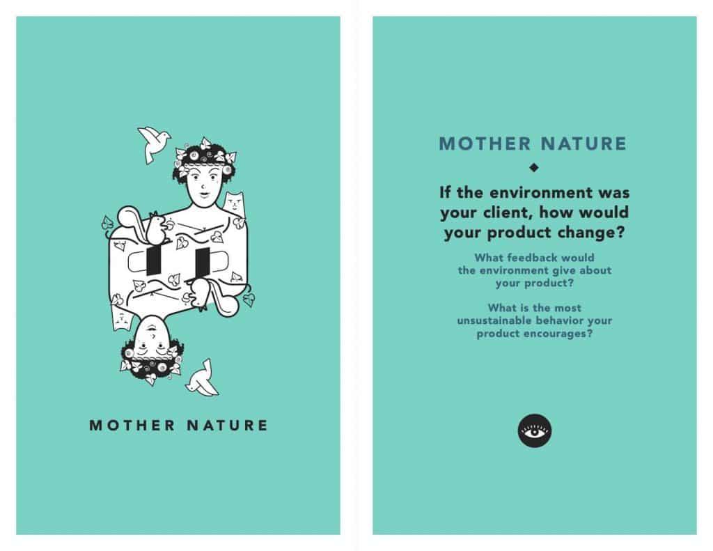 Làm thế nào để cân nhắc về môi trường được đưa vào thiết kế của bạn? Qua Tarot Cards of Tech